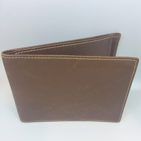a7807d4d5fde Gucci Bags | Vintage Mens Brown Trifold Wallet Billfold | Poshmark
